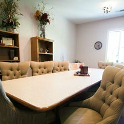 An interior view of our Conference Room