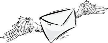 flying envelope