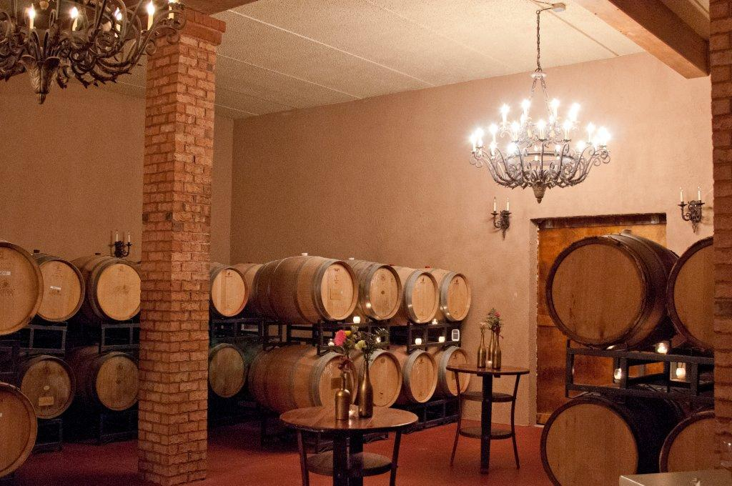The Barrel Room - potomacpointwinery.com
