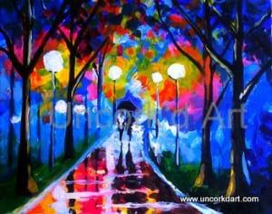walk in the rain1