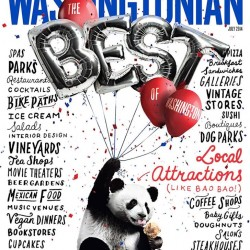 Washingtonian Best Of 2014