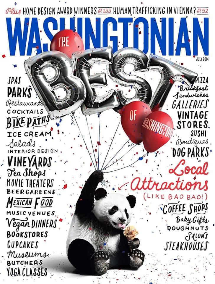 Washingtonian Best Of 2014