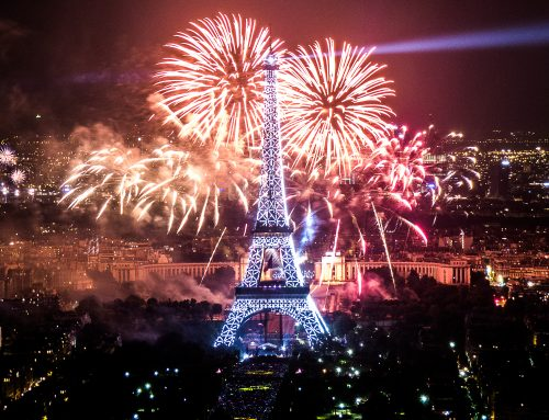 Midnight in Paris a New Year's Eve Affair