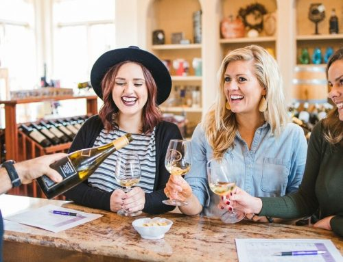 Wine Sensory Class