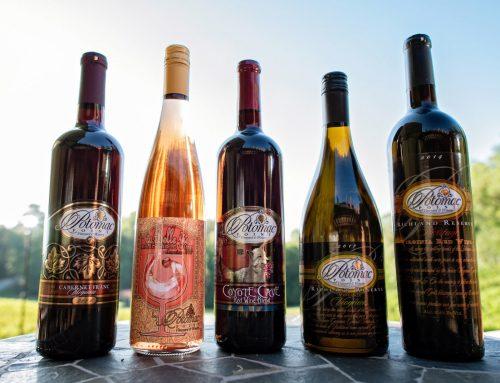 New Wine Release: Petit Verdot 2016