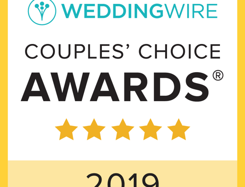 2019 WeddingWire Couples' Choice Awards®