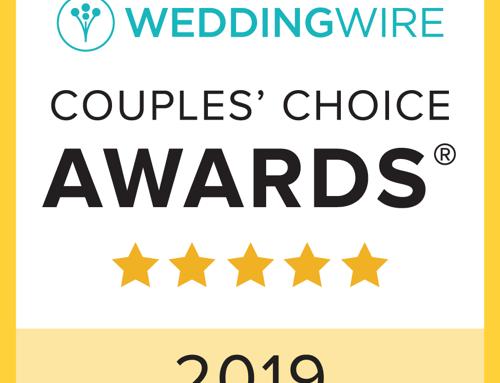 2019 WeddingWire Couples' Choice Awards®