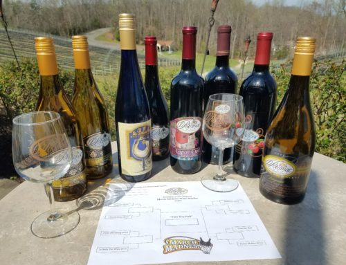 March Madness Wine Tastings To Go!