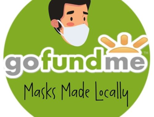 Answering the call for personal protective equipment! Masks made locally!