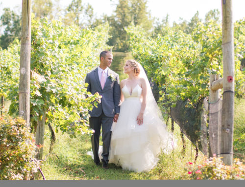Winery Elopement Package