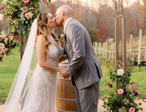 Intimate Fall Wedding