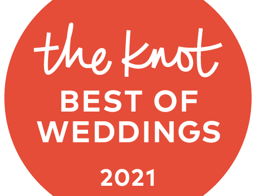 POTOMAC POINT WINERY NAMED WINNER OF THE KNOT BEST OF WEDDINGS 2021